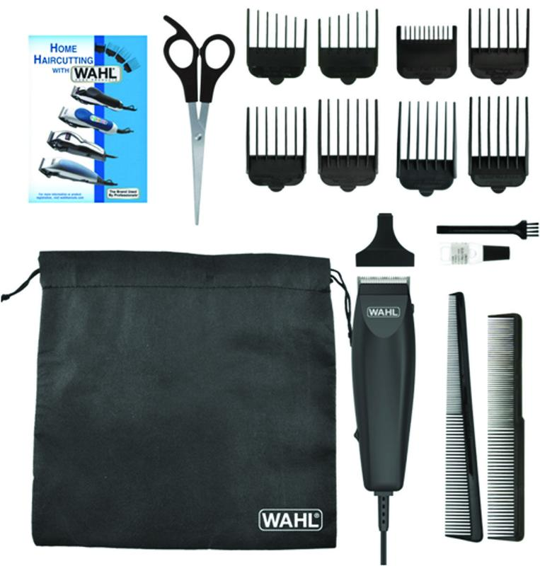 Wahl 16-piece Home Cut Complete Haircutting Kit