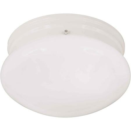 Forte Lighting 20010-01 White Forte Lighting 20010-01 Energy Efficient Functional
