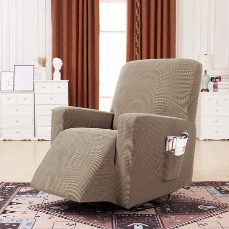Subrtex Stretch Chair Slipcover Furniture Protector Lazy
