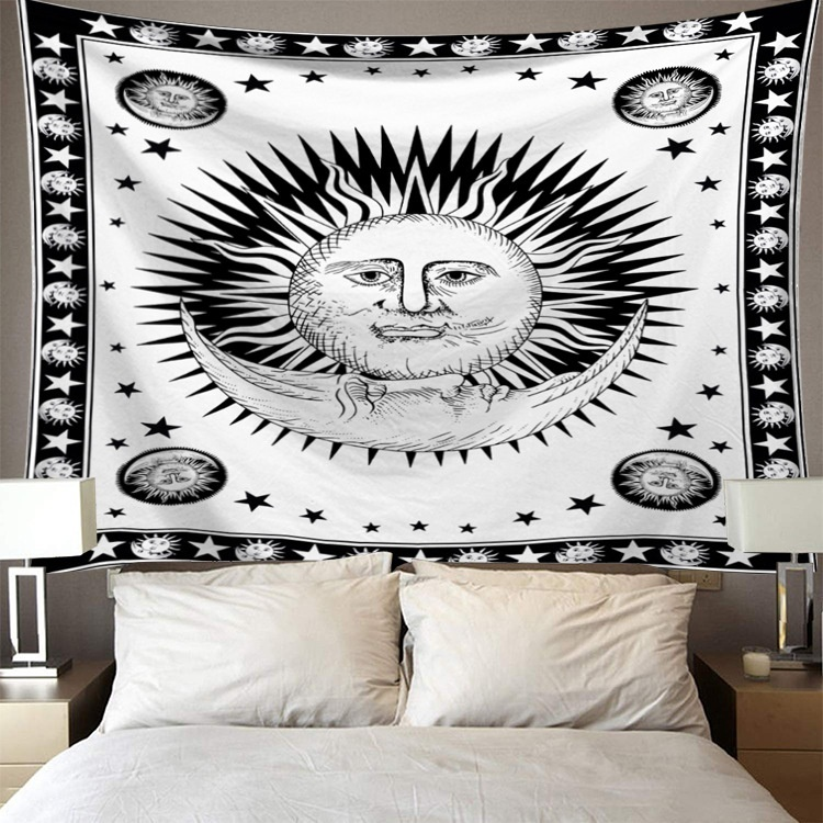 95x73cm Tapestry Wall Hanging Polyester Mandala Pattern Blanket Tapestry Home Decor New Tapestries Walmart Com Walmart Com