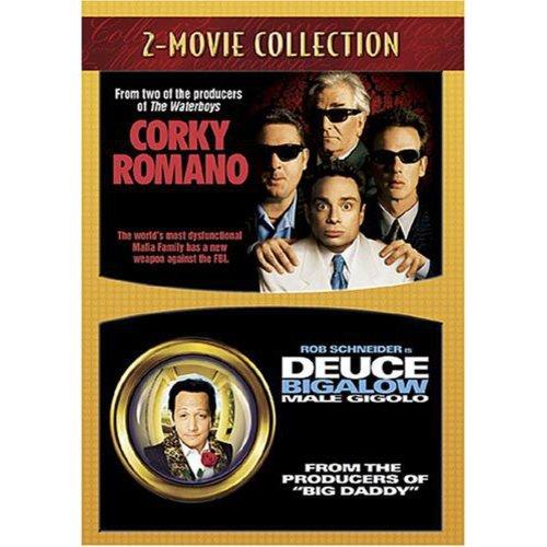 Corky Romano / Deuce Bigalow: Male Gigolo (Widescreen)