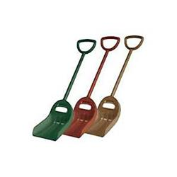 Poly Pro Tools 5788658 P6984R Multi-Purpose Poly Scoop Shovel Handle 48