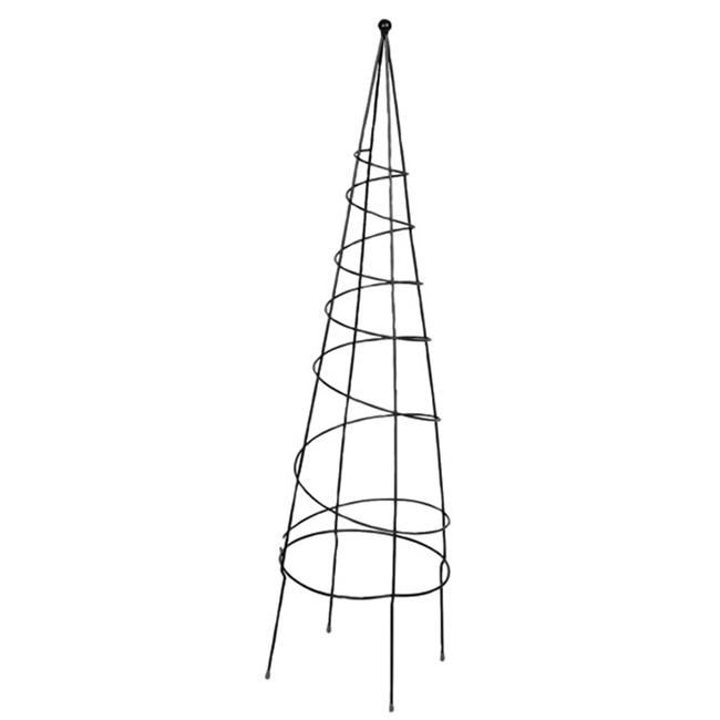 Gardman Usa 5ft. Spiral Obelisk R533 Pack of 6 by World Source Partners
