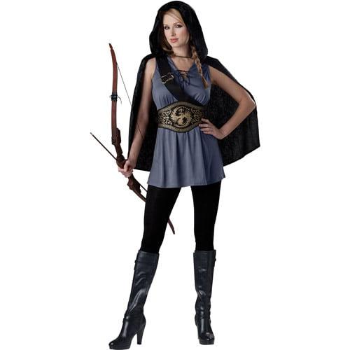 Huntress Adult Halloween Costume
