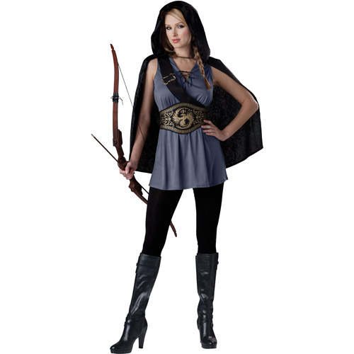 Huntress Adult Halloween Costume