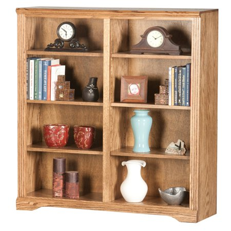 Eagle Furniture Oak Ridge Tall Double Wide Bookcase