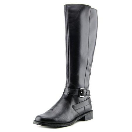 Aerosoles With Pride Women Round Toe Synthetic Black Knee High Boot