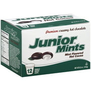 (6 Pack) Junior Mints Mint Flavored Hot Cocoa, 12 ct