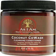 3 Pack - As I Am Coconut CoWash Cleansig Conditioner, 16 oz
