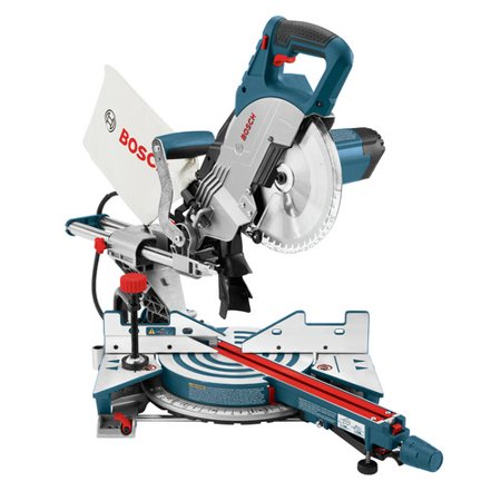 Bosch CM8S 8-1/2 in. Single Bevel Sliding Compound Miter Saw