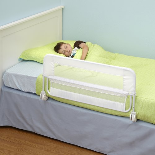 Harriet Bee Bridgett Safe Sleeper Fold Down Bed Rail