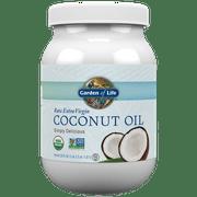 Garden of Life Organic Extra Virgin Coconut Oil 56oz Liquid (in Plastic)