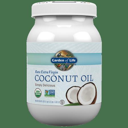 Garden of Life Organic Extra Virgin Coconut Oil 56oz Liquid (in