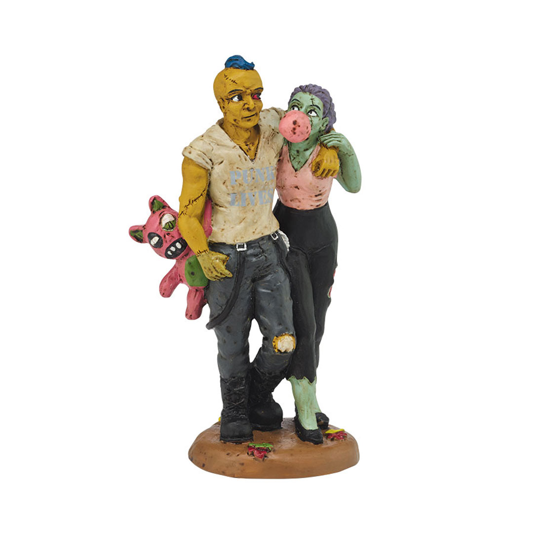Department 56 Halloween Village 4044892 Midway Punks!! New 2015