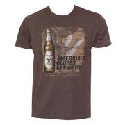 Men's Yuengling Brown Lager Bottle T-Shirt