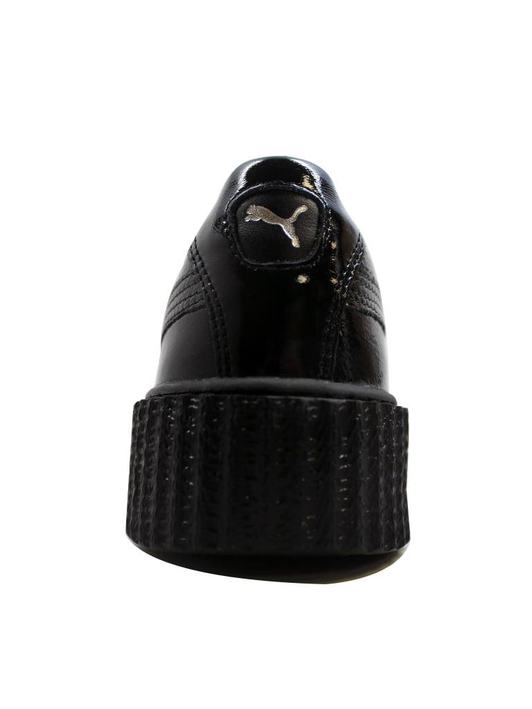 Puma Men's Creeper Cracked Leather Puma X Fenty Rihanna Puma Black 364641-01