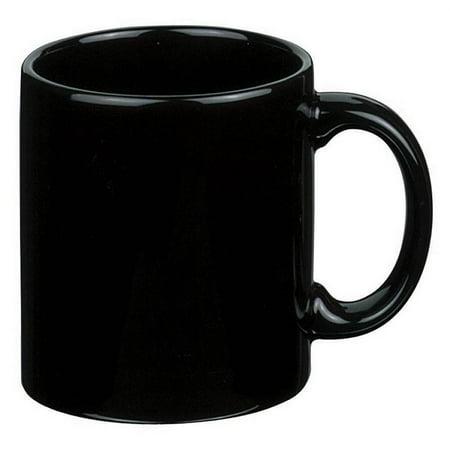 Fun Factory Mug in Black - Set of 4