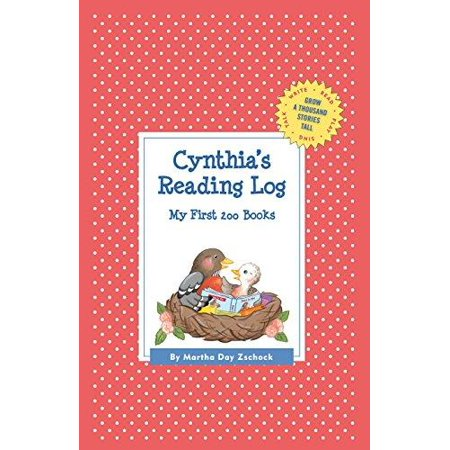 Cynthia's Reading Log: My First 200 Books (Gatst) - image 1 of 1