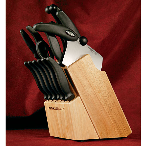 Miracle Blade III 17-Piece Knife Set