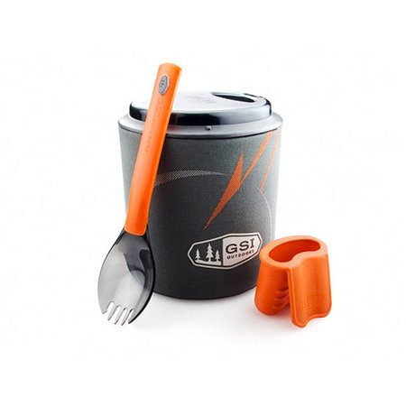 Gsi Outdoors Halulite Minimalist One Person Cookset