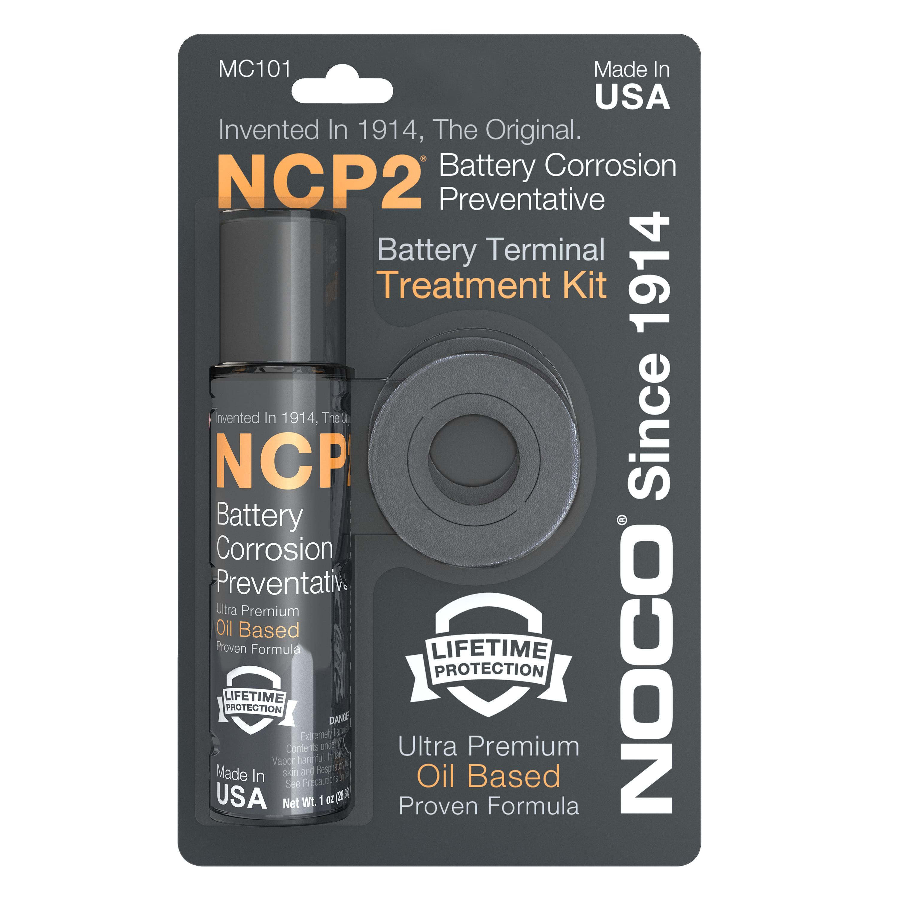 NOCO NCP2 MC101 Battery Terminal Treatment Kit
