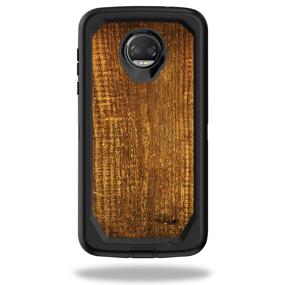MightySkins Skin For OtterBox Defender Motorola Moto Z2 Force - Bamboo Ohm | Protective, Durable, and Unique Vinyl Decal wrap cover | Easy To Apply, Remove, and Change Styles | Made in the USA