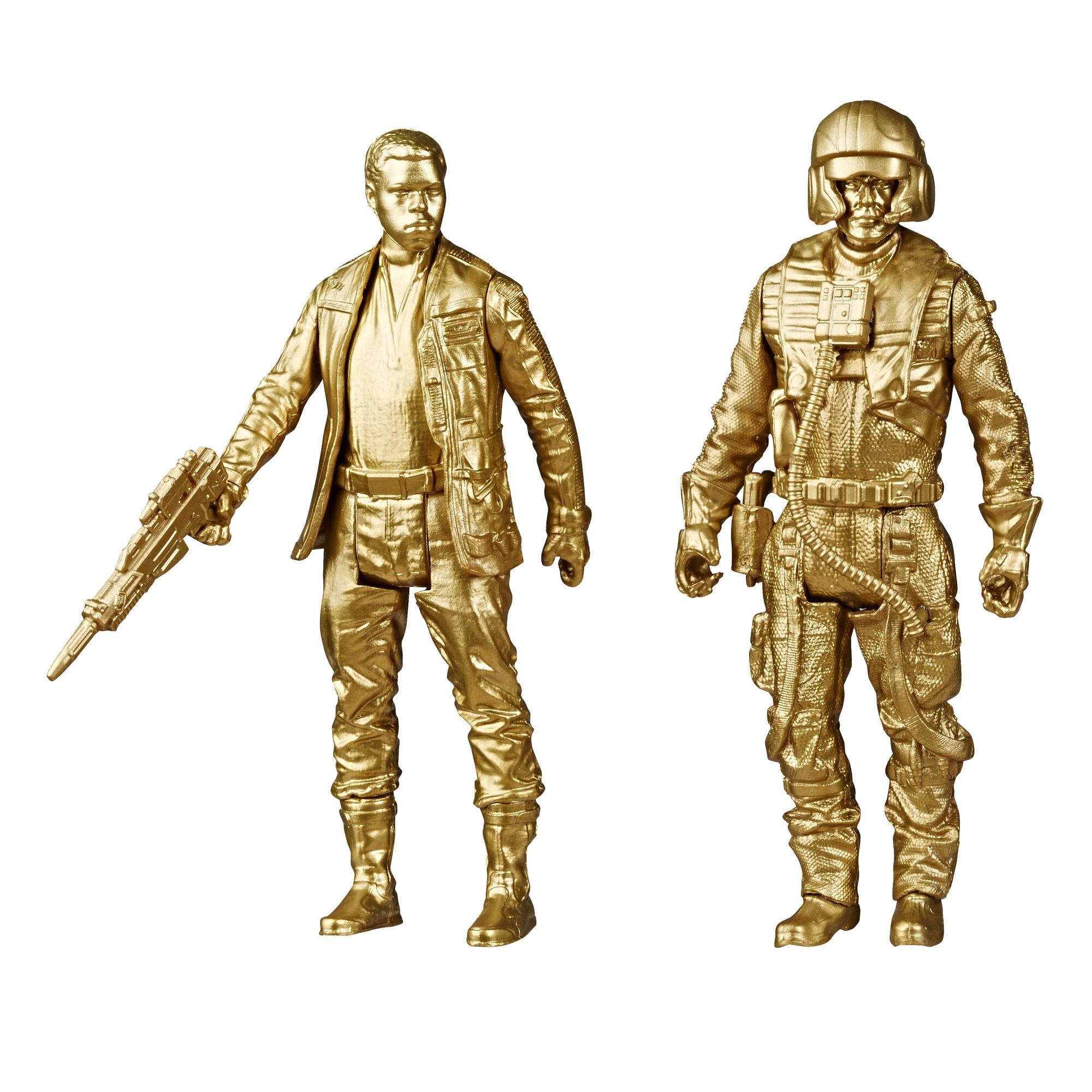 Star Wars Skywalker Saga 3.75-inch Finn and Poe Dameron 2-Pack Action Figure