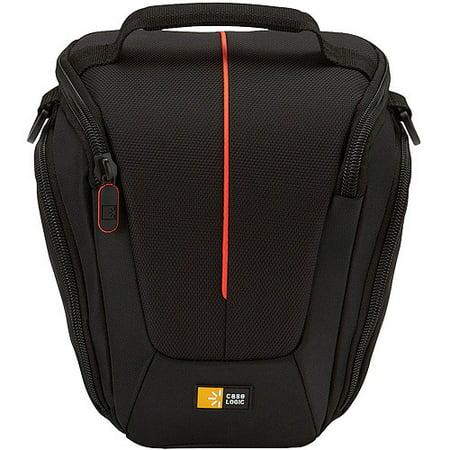 Case Logic Black Camcorder Bag (Case Logic DCB-306BLACK SLR Camera Holster, Black)