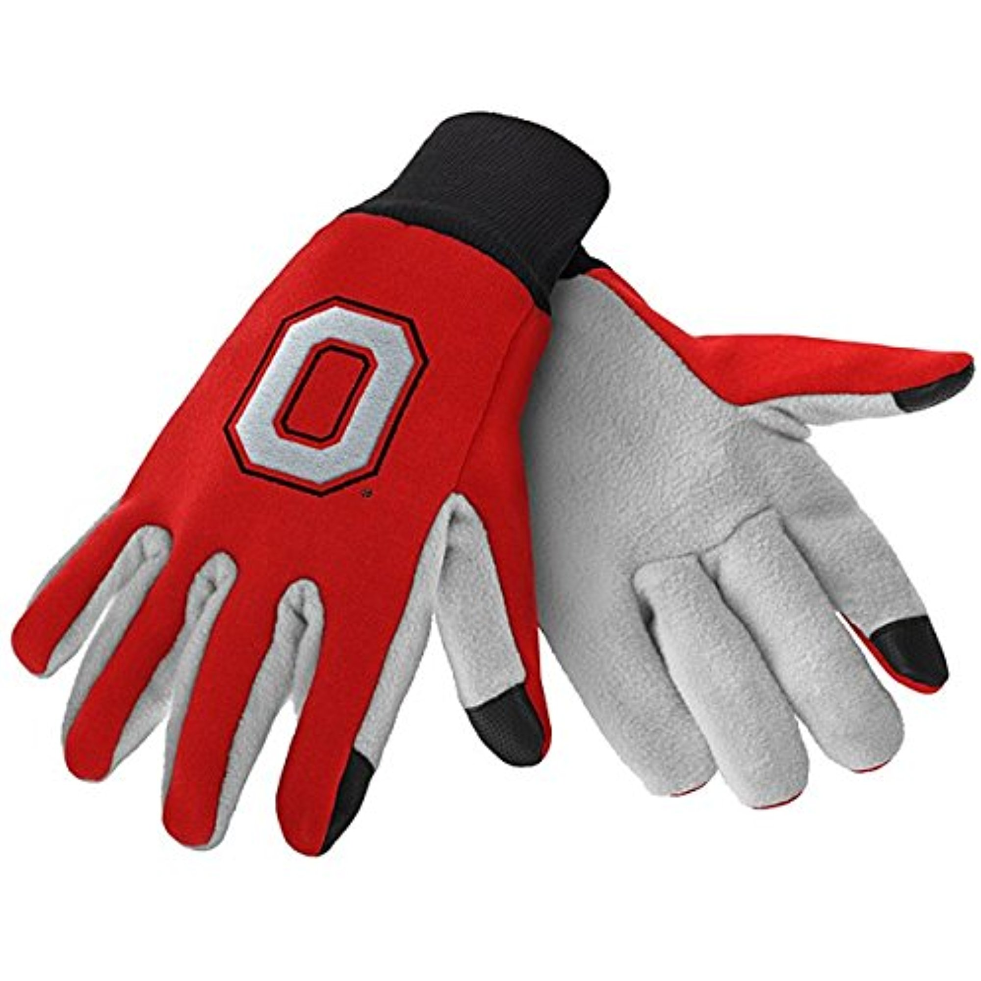 Ohio State Buckeyes Color Texting Gloves