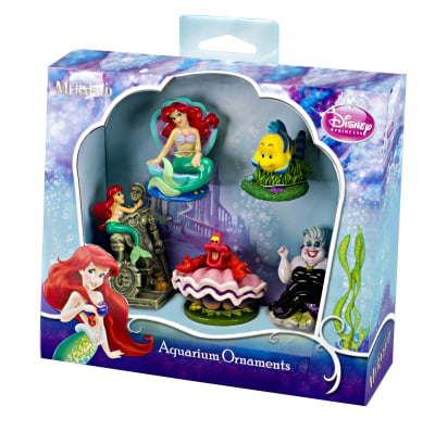 Penn Plax The Little Mermaid Ariel /& Eric Statue Aquarium Ornament