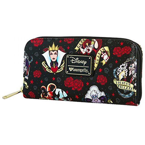 55943f3977b Loungefly - Loungefly Disney Female Villains   Roses Evil Queen ...