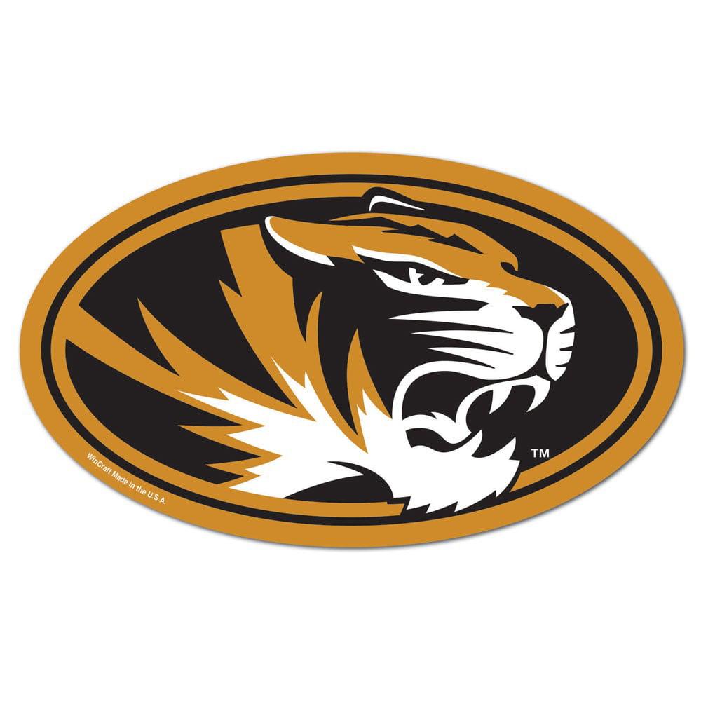 Wincraft WIN-04846215 Missouri Tigers Ncaa Automotive Grille Logo On The Gogo