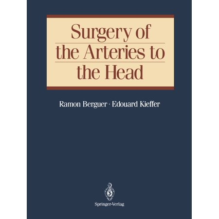 Surgery of the Arteries to the Head - eBook
