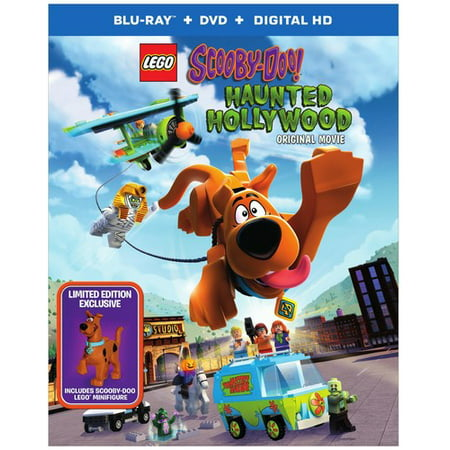 Lego Scooby: Haunted Hollywood (Blu-ray) (Lego Friends Tv Show)