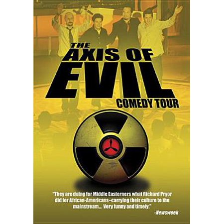 The Axis Of Evil Comedy Tour](Great Pg-13 Halloween Movies)