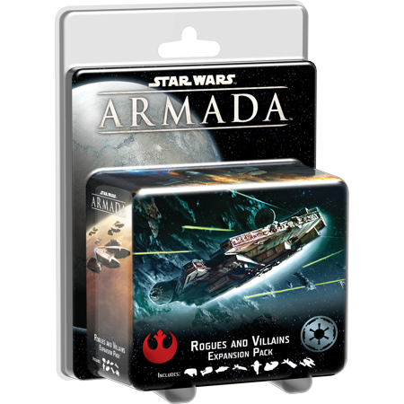 Star Wars Armada: Rogues and Villains Expansion (Best Star Wars Villains)
