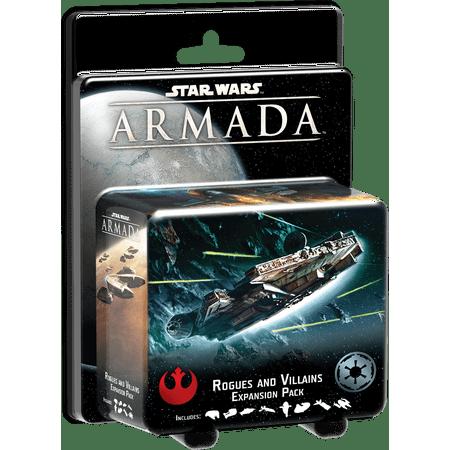 Star Wars Armada: Rogues and Villains Expansion