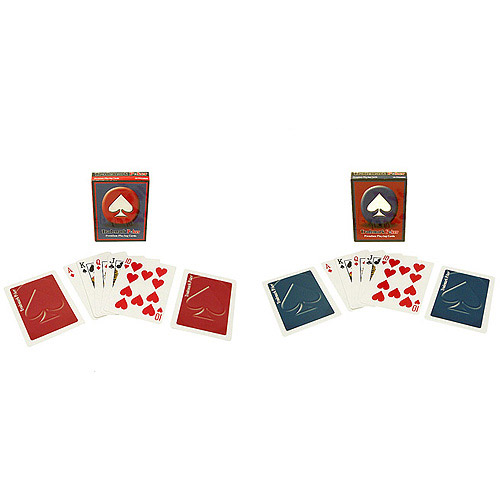 Trademark Poker 20 Decks Of Playing Cards by TRADEMARK GAMES INC
