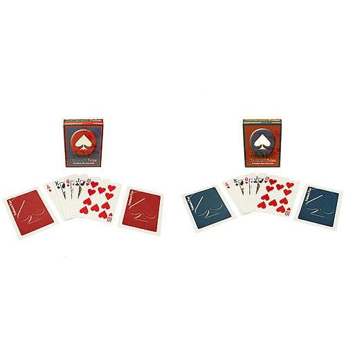 Trademark Poker 20 Decks Of Playing Cards