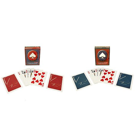Trademark Poker 20 Decks Of Playing - Printable Halloween Playing Cards