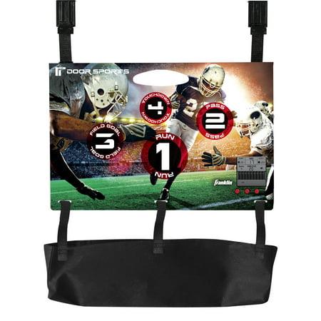 Franklin Sports Door Sports Electronic Football Toss