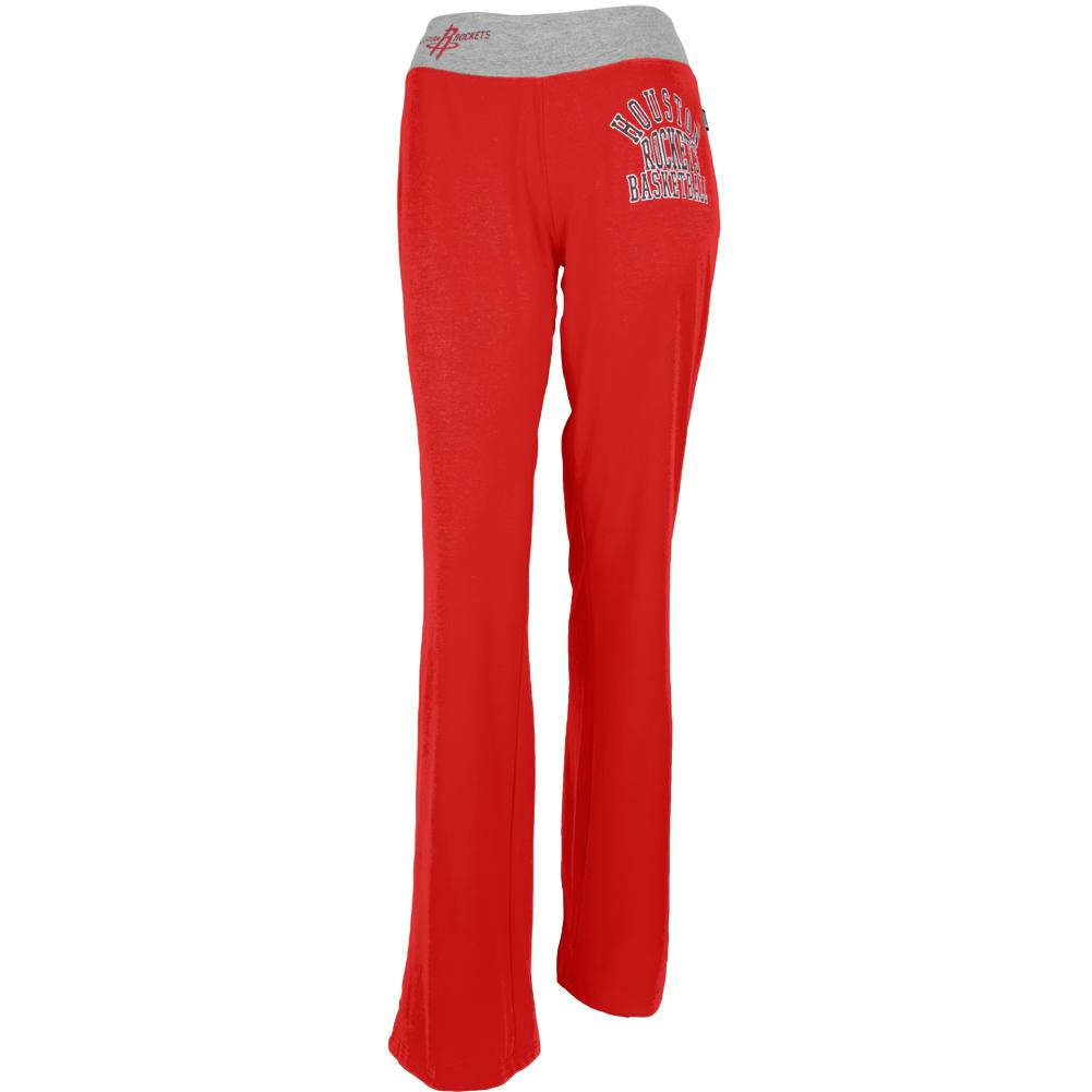 Houston Rockets Overtime Juniors Yoga Pants by