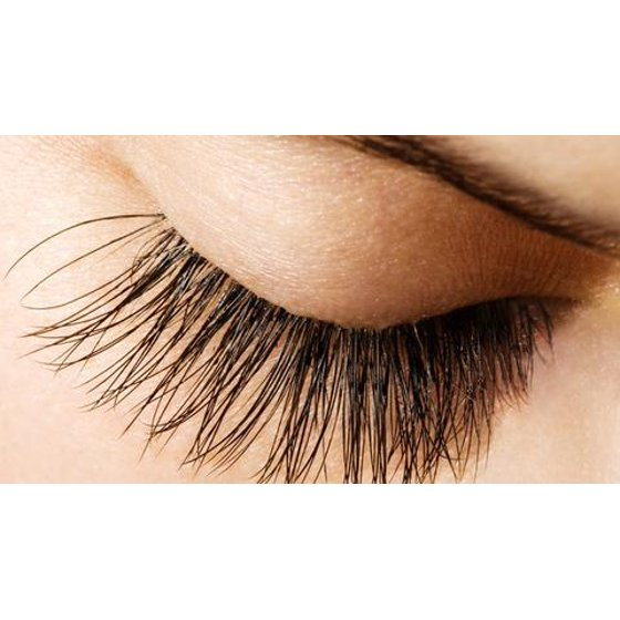 4d Silk Fiber Eyelash Mascara Extension Makeup Black Waterproof