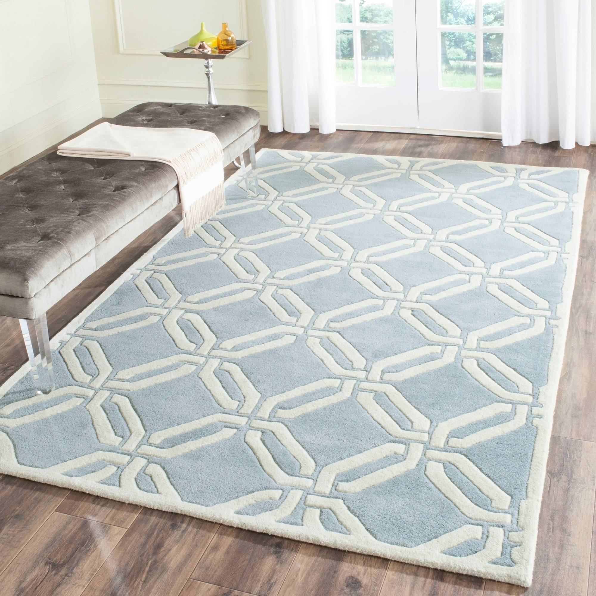 Safavieh Chatham Lennon Hand-Tufted Wool Area Rug