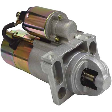 New Starter for 6.0L (364) V8 CHEVROLET EXPRESS VANS 03 04 05 2003 2004 2005 SR8581N, SR8581N, 19136231, 10465550, 19136241, 89017412 1.6KW CW Rotation PMGR Starter Type 11T Tooth Count
