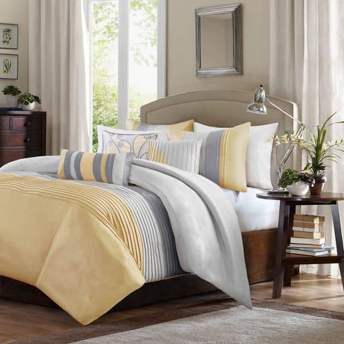 Home Essence Salem 6 Piece Duvet Cover Bedding Set