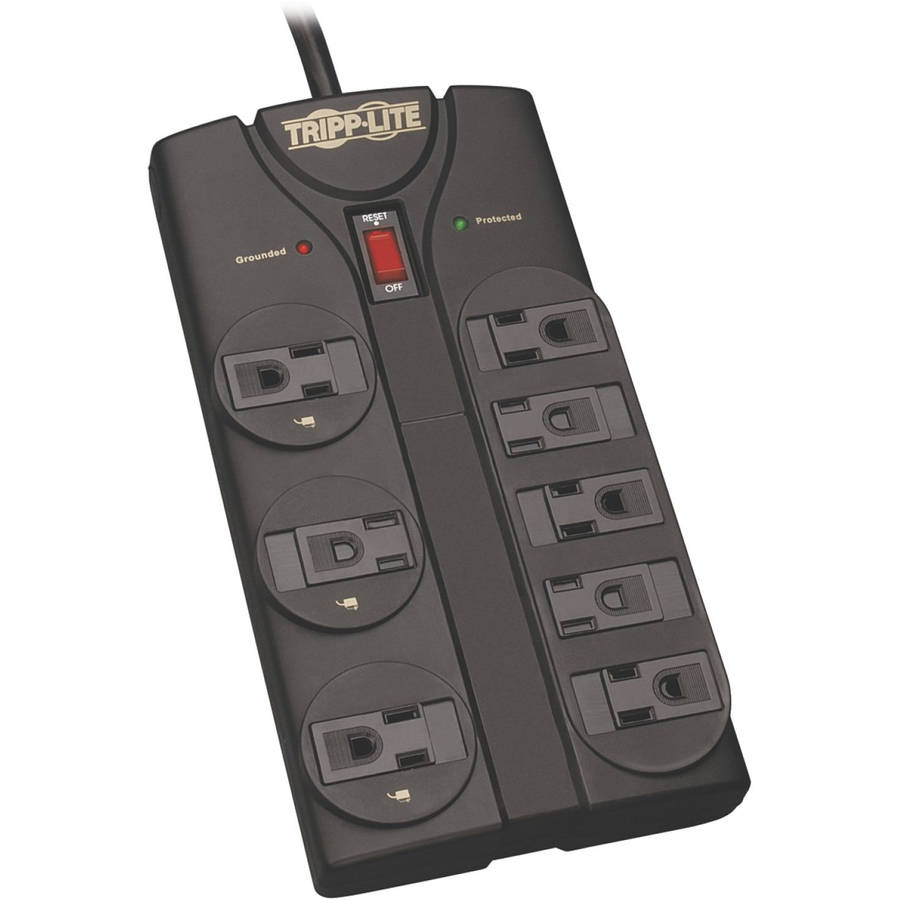 Tripp Lite 8-Outlet 8' Cord Surge Protector