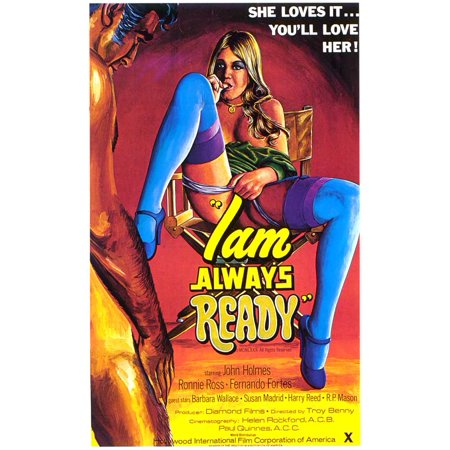 I Am Always Ready - movie POSTER (Style A) (11
