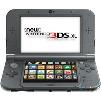 Refurbished New Nintendo 3DS XL Black