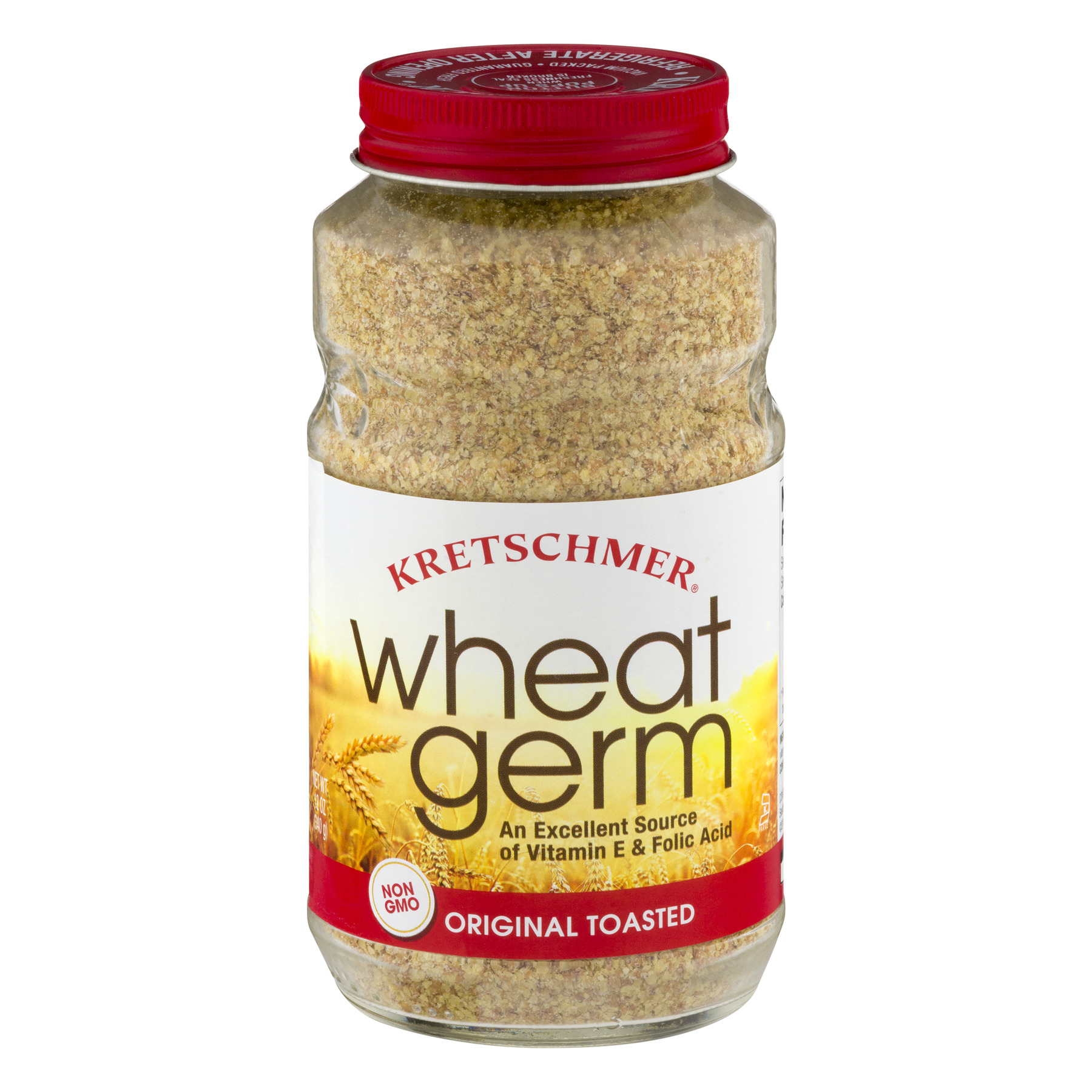 Kretschmer Original Toasted Wheat Germ, 12 oz
